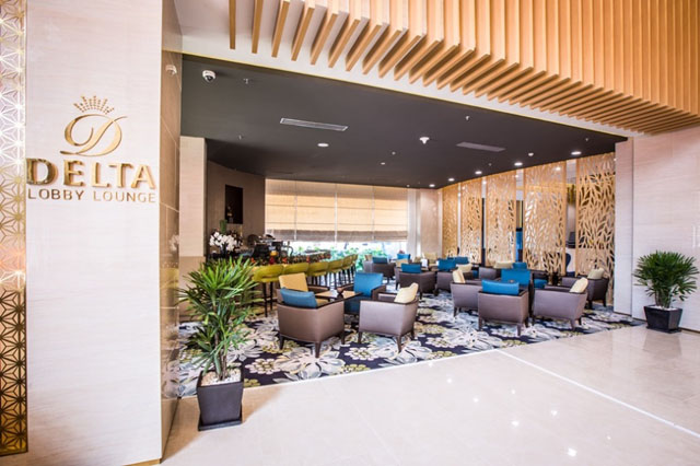 Sảnh lớn Delta Lobby Lounge