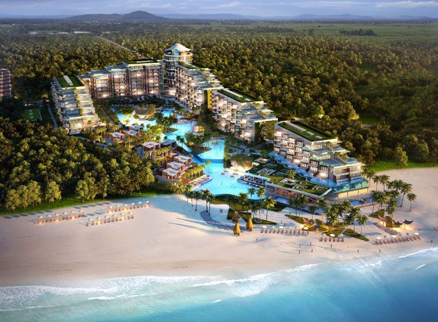 Condotel Premier-Residences Phu Quoc Emerald Bay