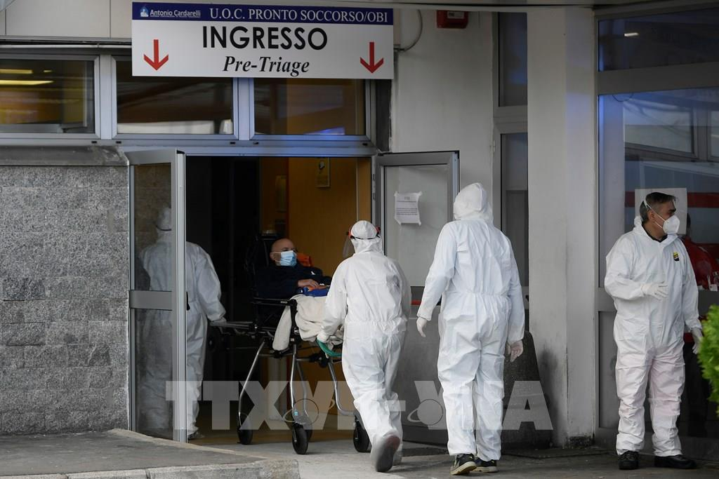 On November 13, the Italian Ministry of Health issued a new directive adding two regions, Campania and Toscana, to the list of red zones - the region with the highest risk of COVID-19 epidemic.  Directive takes effect from 15/11.  Photo: VNA