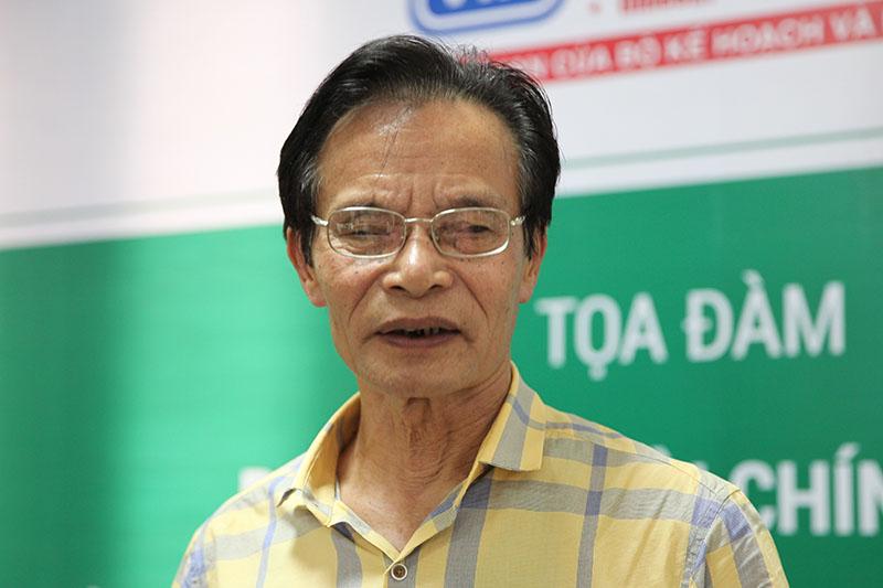 TS. Lê Xuân Nghĩa, Chuyên gia kinh tế
