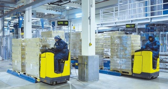 Với tình hình dịch bệnh bất ổn, ngày càng nhiều khách hàng chọn cách đi chợ online, thúc đẩy nhu cầu kho trữ lạnh cho thực phẩm và các mặt hàng nhu yếu phẩm khác.