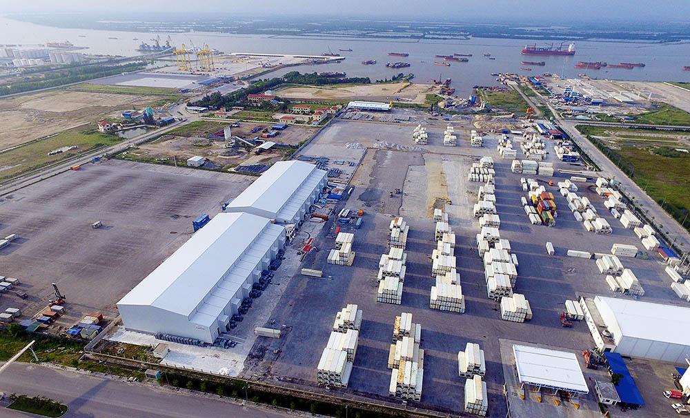 Nhà đầu tư ngoại đang rất quan tâm tới mảng logistics ở Việt Nam