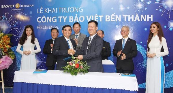 Bảo hiểm Bảo Việt và Công ty Cổ phần Liên Á Quốc tế ký kết hợp đồng bảo hiểm xe cơ giới cho thương hiệu xe Audi tại Việt Nam