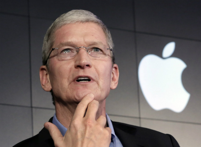 Tim Cook, CEO của Apple