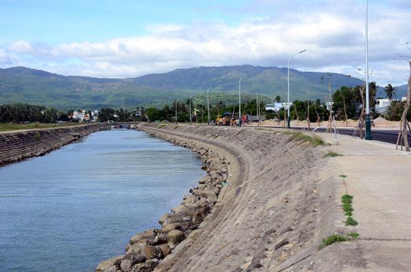 Không chỉ hướng biển, đô thị Vịnh Xuân Đài còn là đô thị ven sông