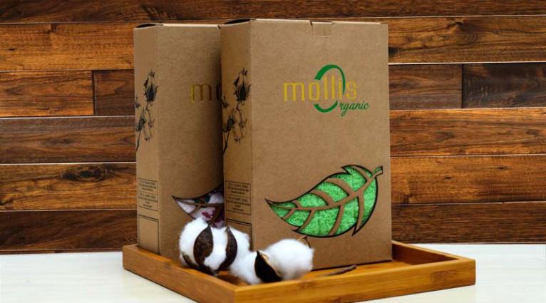 Mollis Oragnic là dòng sản phẩm 100% từ thiên nhiên, an toàn và tốt cho sức khỏe. Tất cả nguyên liệu sử dụng để làm nên sản phẩm này đều hoàn toàn hữu cơ và sạch.