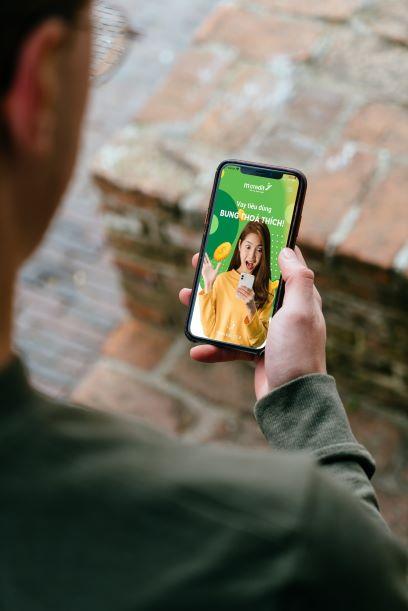 Mcredit cung cấp dịch vụ tài chính toàn diện, mang đến sự trải nghiệm thuận tiện cho khách hàng