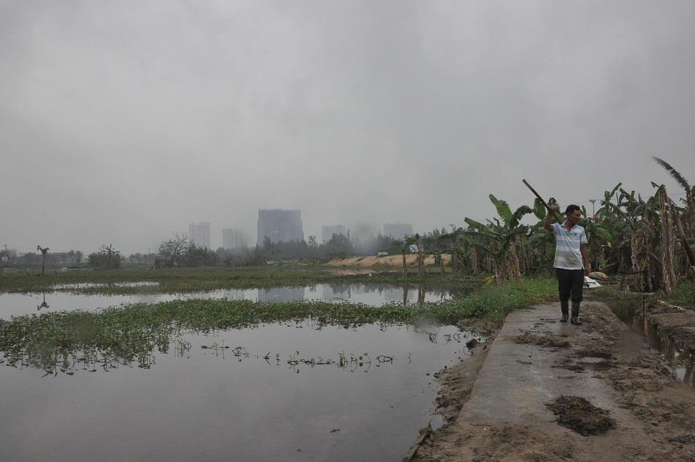 Khu đô thị Điện Nam - Điện Ngọc tại tỉnh Quảng Nam tồn tại nhiều bất cập.