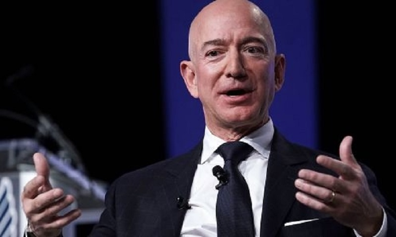 Billionaire Jeff Bezos is said to have made $ 13 billion in just one day in July. Photo: AFP