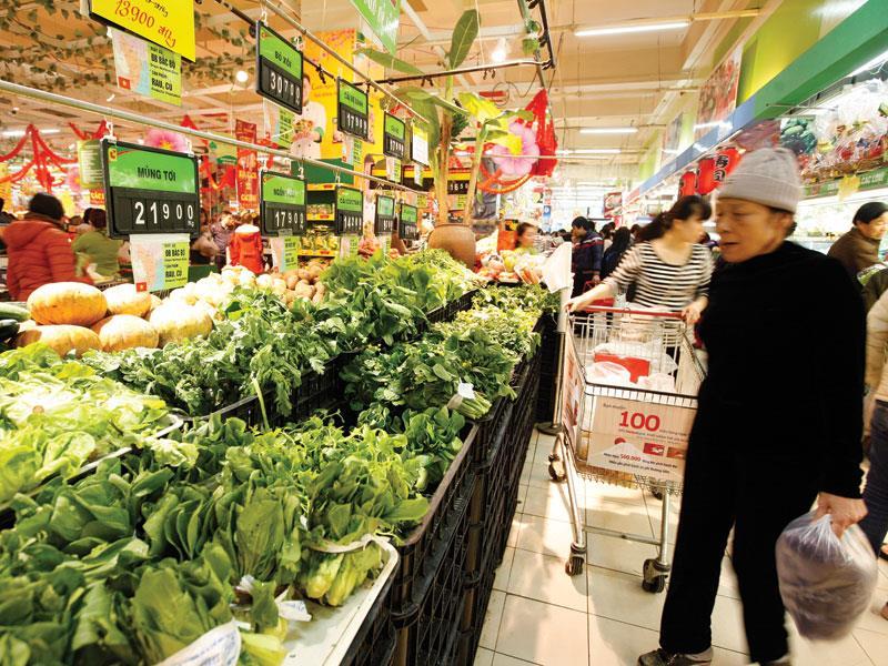 Các đại gia bán lẻ Thái Lan đang chạy đua thâu tóm chuỗi siêu thị BigC ảnh: đức thanh