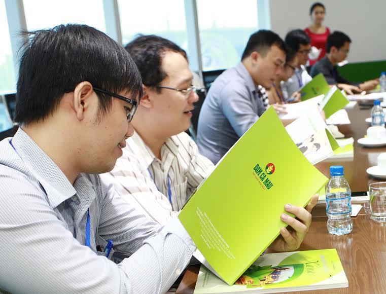 Những thông tin của DCM được các nhà đầu tư nghiên cứu.