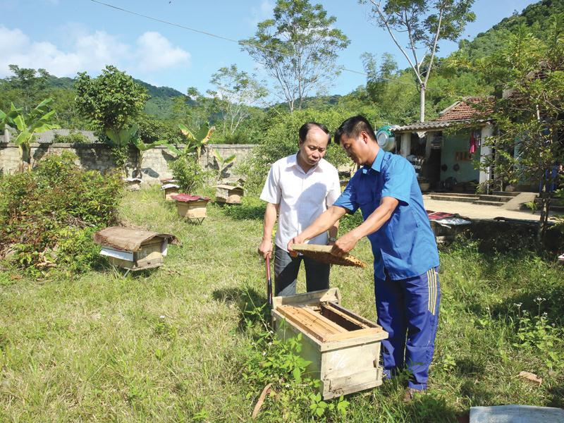 Nhiều thanh niên ở Thanh Hóa đã khởi nghiệp thành công từ nguồn vốn chính sách.