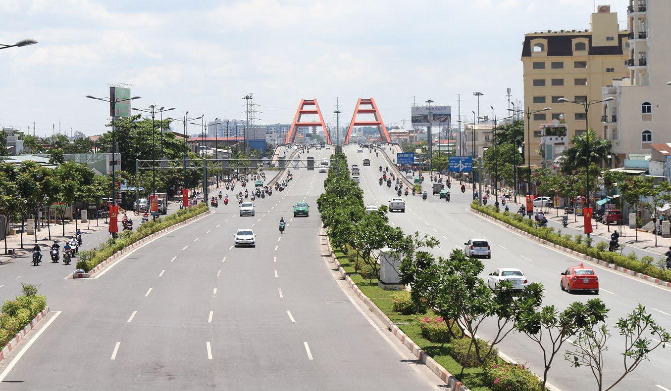 Đường Phạm Văn Đồng mở lối cho thị trường bất động sản Bắc khu Đông TP.HCM