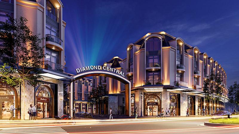 Sở hữu vị trí hiếm hoi giữa con đường sầm uất Võ Thị Sáu – trung tâm TP Biên Hòa - điểm kinh tế quan trọng của miền Nam Việt Nam, khi Diamond Central xuất hiện sẽ mở ra một khu vực phồn hoa, sầm uất, nhộn nhịp và giàu có.