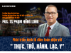 "[Longform] PGS.TS Phạm Hồng Long: Phát triển kinh tế đêm toàn diện với ""thực, trú, hành, lạc, y"""