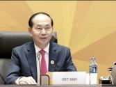 Chủ tịch nước Trần Đại Quang chủ trì Hội nghị lần thứ 25 các nhà lãnh đạo kinh tế APEC