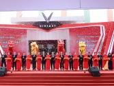 Nhà máy ô tô VinFast khánh thành, xác lập nhiều kỷ lục thế giới