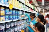 Bộ Tài chính kiến nghị Bộ Công thương quản lý giá sữa