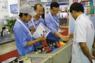 200 doanh nghiệp tham gia Electric and Power Vietnam 2016