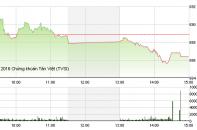 Phiên 20/10: BVH quay đầu sau 2 phiên tăng giá