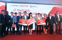 LOTTE Startup Awards 2016 trao 5.000 USD cho 3 startup xuất sắc nhất