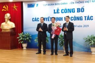 VNPT bổ nhiệm ông Tô Dũng Thái làm Phó tổng giám đốc kiêm Chủ tịch VinaPhone