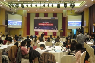 Chung kết cuộc thi khởi nghiệp Business Challenges 2018