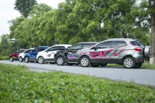 Ford Việt Nam tổ chức cuộc thi trang trí xe ấn tượng và bắt mắt