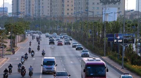 Địa ốc tạo sức hút từ hạ tầng giao thông